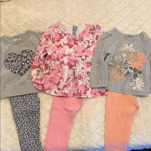 18-24 Month Outfit Lot